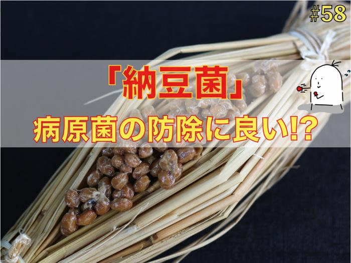 納豆菌について!作り方は!?「えひめAI」も納豆菌が使われている.